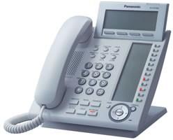 Panasonic KX-NT366 IP System Phone - White