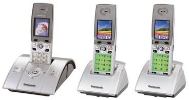 Panasonic KX-TCD820 Triple