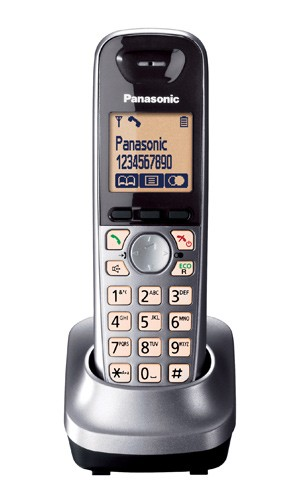 Panasonic KX-TGA651S Additional Cordless Handset
