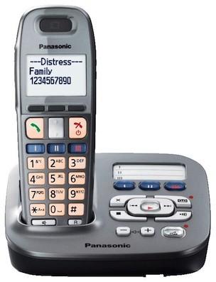 Panasonic KX-TG 6591 Cordless Phone