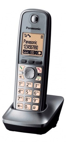 Panasonic KX-TG6615 DECT Cordless Phone - Quint Pack