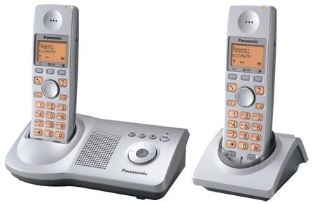 Panasonic KX-TG7122ES Twin