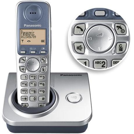 Panasonic KX-TG7200 Cordless Phone