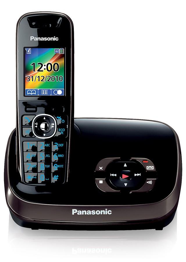 Panasonic KX-TG8521 Single Cordless Phone With Answermachine