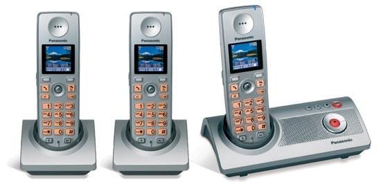 Panasonic KX-TG9123ES - Triple