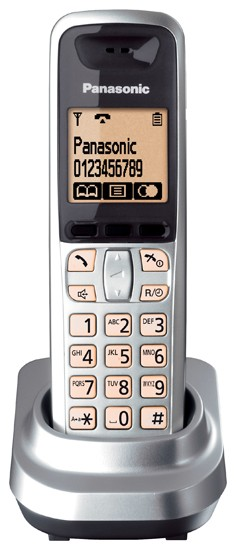 Panasonic KX-TG6425 Cordless DECT Phone & Digital Answering Machine