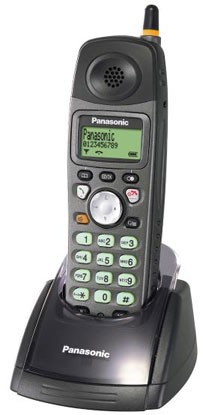 Panasonic KX-TCA128ET Ruggedised Extra Handset for KX-TCD290