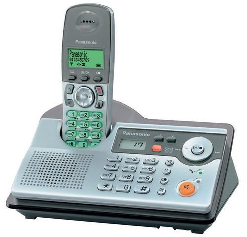 Panasonic KX-TCD240 DECT Cordless phone with Answering Machine