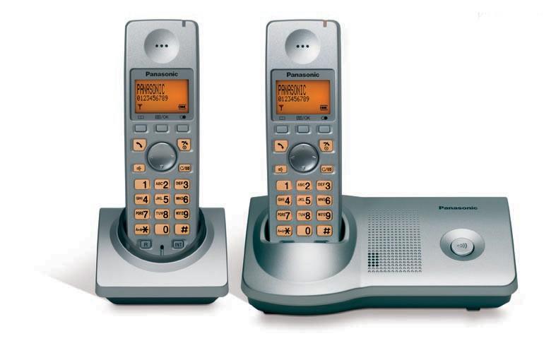 Panasonic KX-TG7102ES Twin