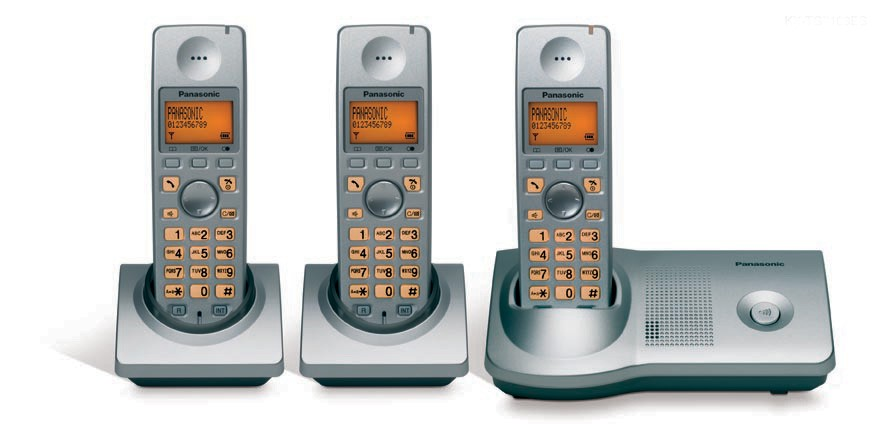 Panasonic KX-TG7103ES Triple