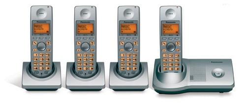Panasonic KX-TG7104ES Quad