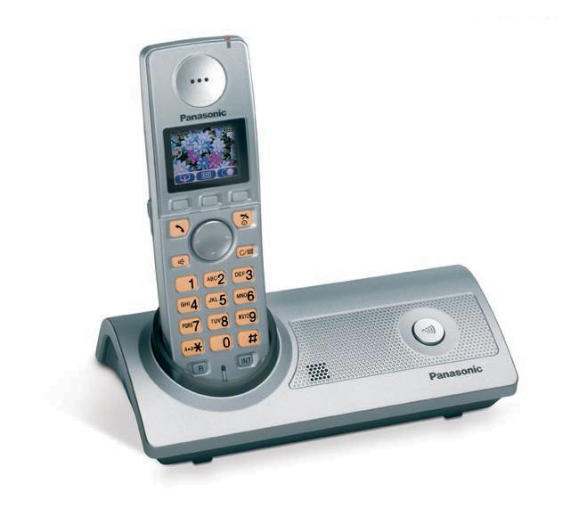 Panasonic KX-TG8100ES DECT Cordless Phone