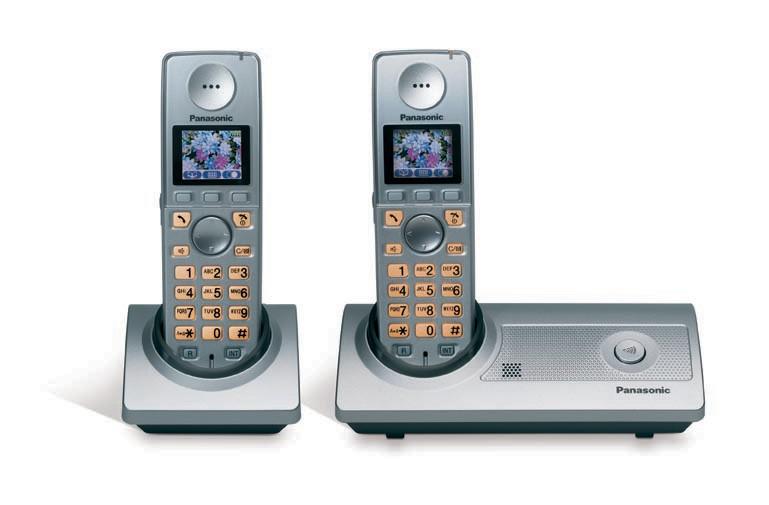 Panasonic KX-TG8102ES Twin