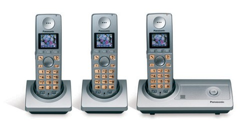 Panasonic KX-TG8103ES Triple