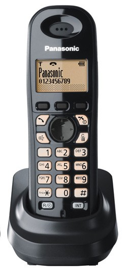 Panasonic KX-TGA 731EB - Black Additional Handset