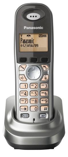 Panasonic KX-TG7326 Six EG Cordless Phone with Answering Machine