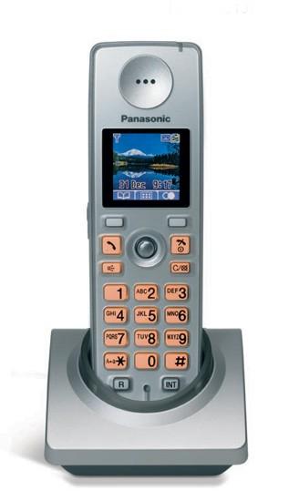 Panasonic KX-TG9124ES - Quad