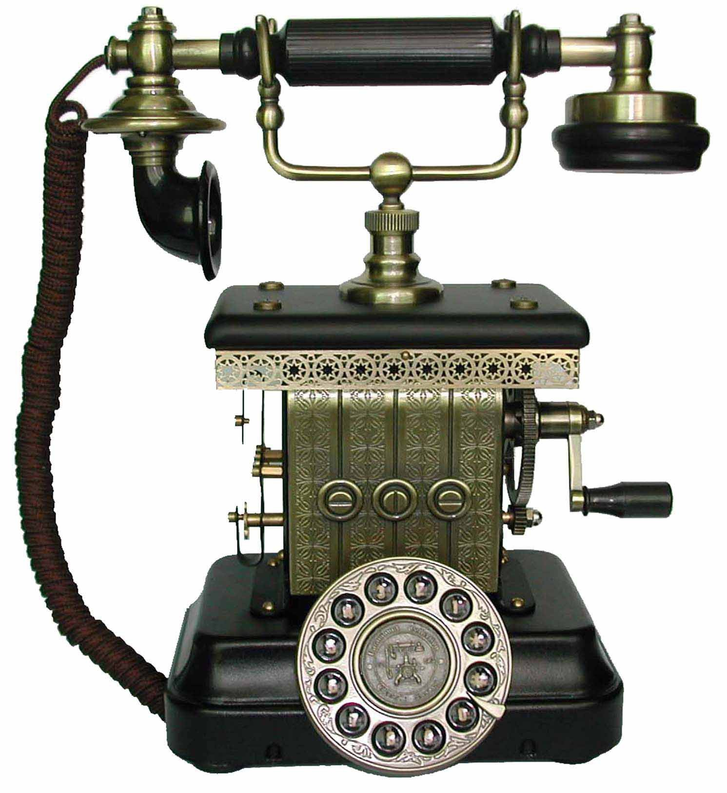 Classical GPO 1923 Empress Push Button Telephone