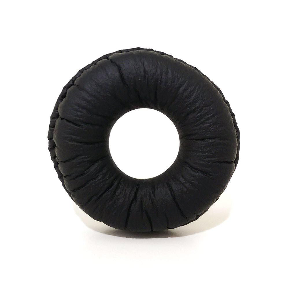 Plantronics Compatible Supra / Encore Leatherette Ear Cushion (Single)