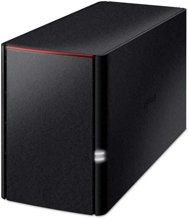 Buffalo LinkStation™ 220 2TB Network Attached Storage Drive - New