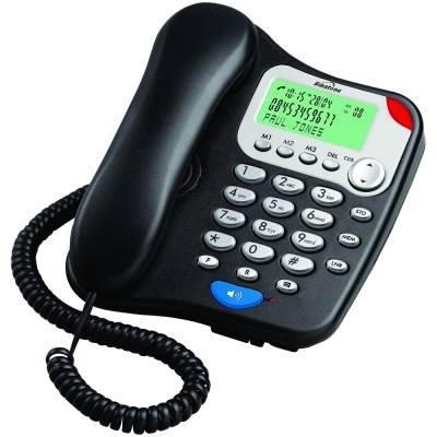 Binatone Lyris 410 Two Piece Corded Telephone
