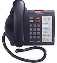Nortel Norstar Meridian Option M3901 Entry Phone - Platinum
