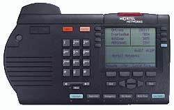 Nortel Meridian Option M3905 Call Center Phone - Black