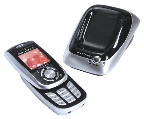 MagicBox Slider DECT