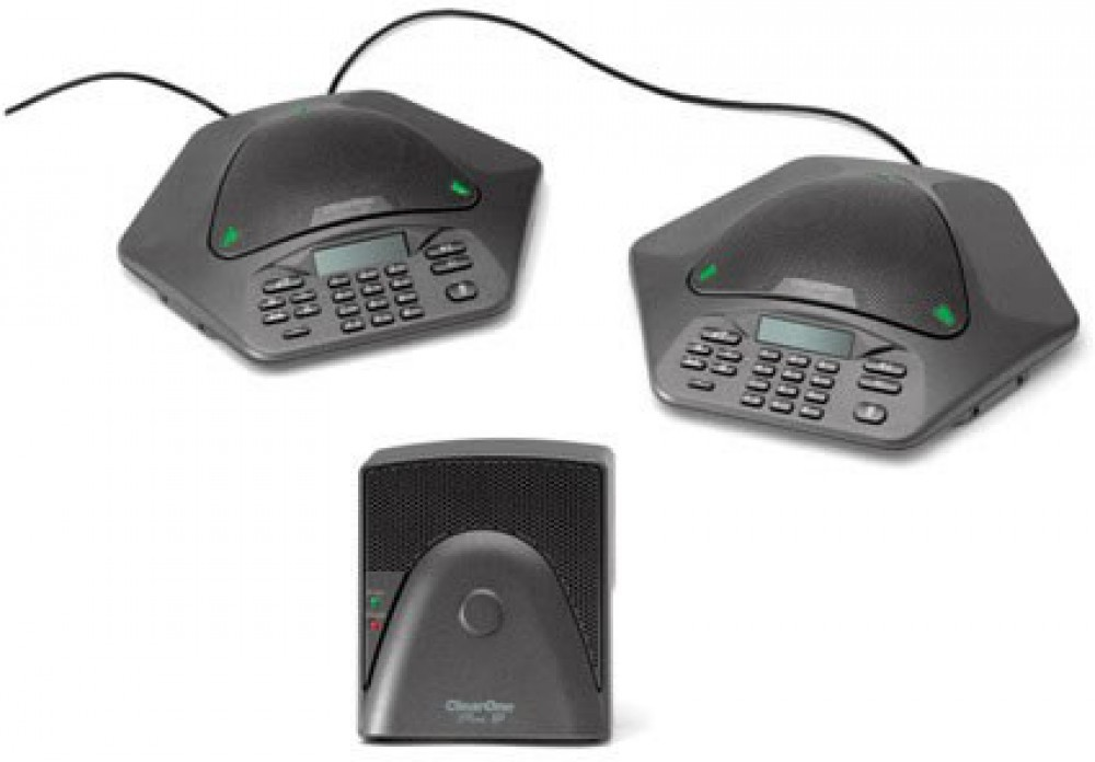 ClearOne MaxAttach IP Conference Speaker Phone Twin Pack
