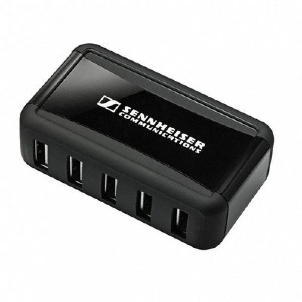 Sennheiser Mch7 Multi-USB Power Source For CH10 Headset Charger