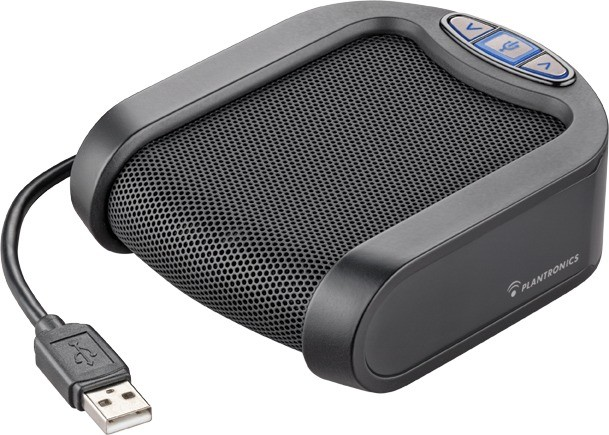 Plantronics MCD100 USB Portable Speaker Phone