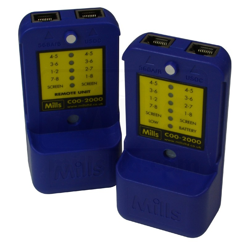 Mills Structured Cable Tester