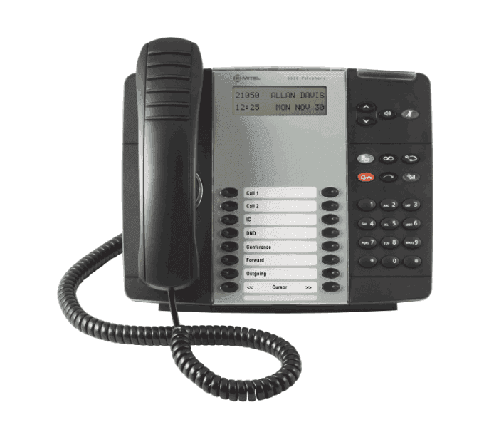 Mitel 8528 IP System Telephone
