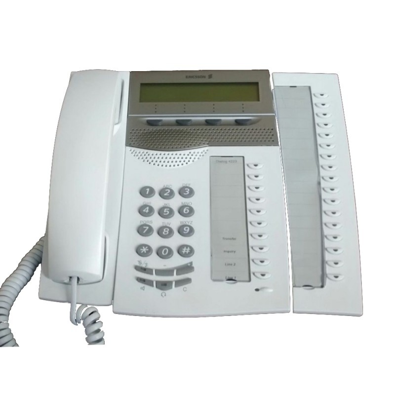 Mitel Ericsson Dialog 4223 Professional & KPU Digital Handset - Light Grey