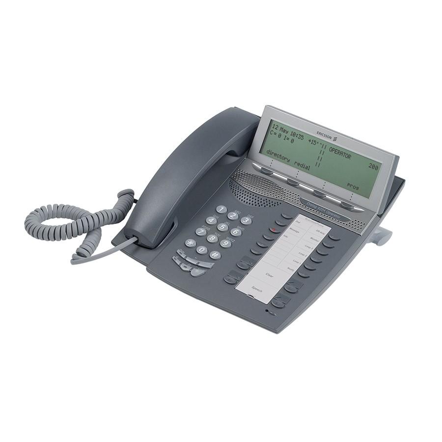 Mitel Ericsson Dialog 4224 Operator Digital Handset - Dark Grey