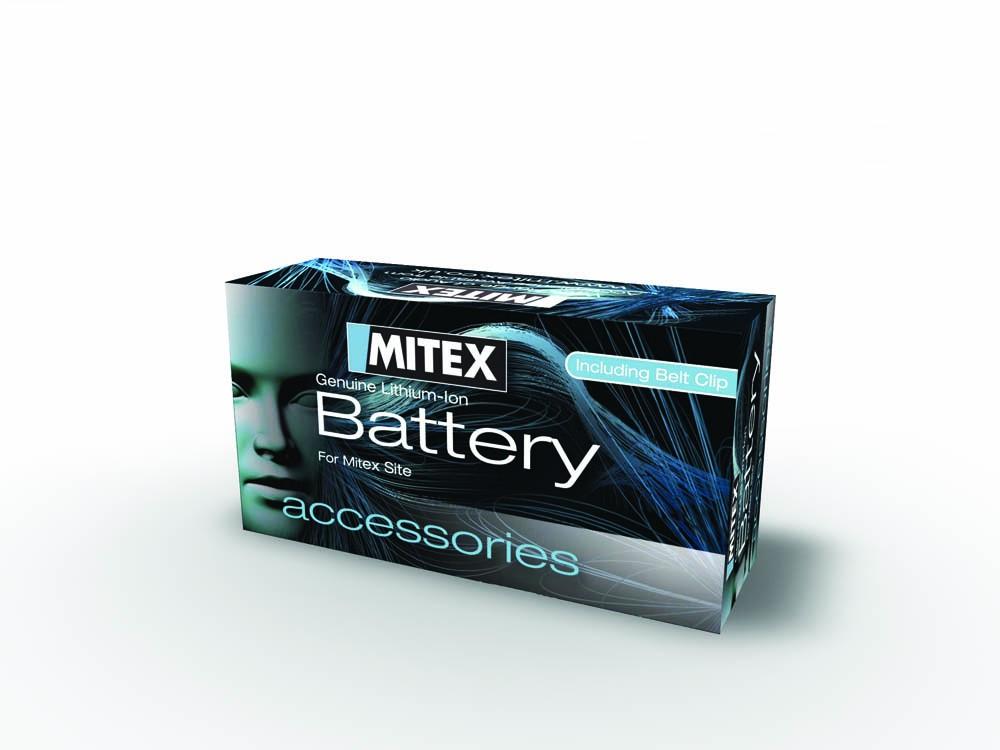 Mitex Battery 1200mAh For Mitex Site Two Way Radios