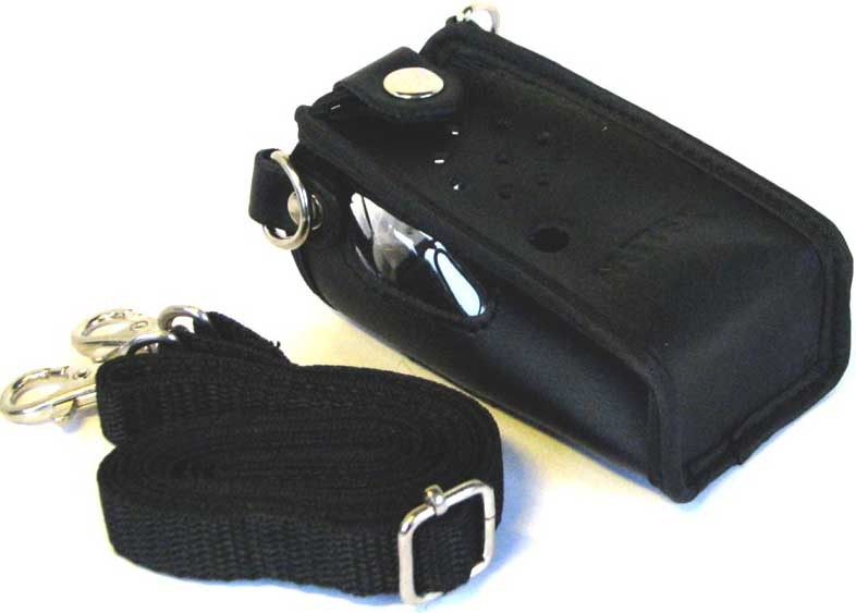 Mitex Protective Leather Case for Mitex General/Security/Business/Site & Sport Two Way Radios