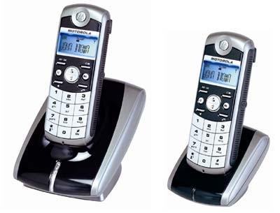 Motorola 4052 DECT Twin