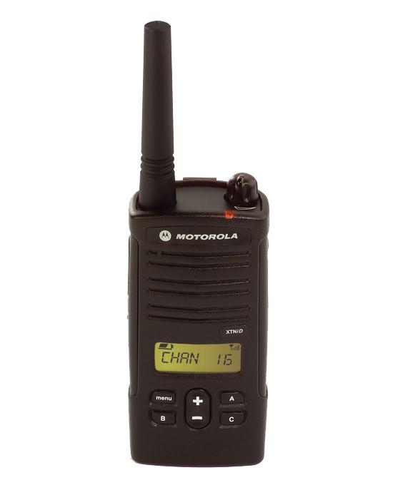 Motorola XTNiD - Commercial Grade Two Way Radio