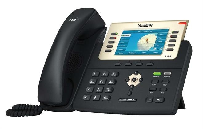 Yealink T29GN VoIP Telephone
