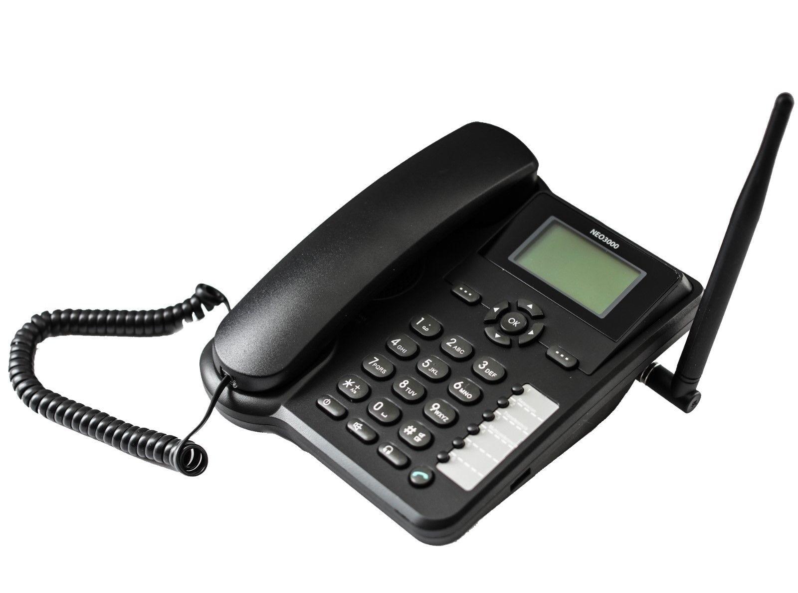 Huawei GSM NEO3000 3G Desk Phone - New
