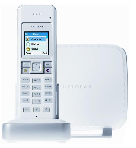 Netgear SPH200D Dual Mode, Skype & Landline Phone