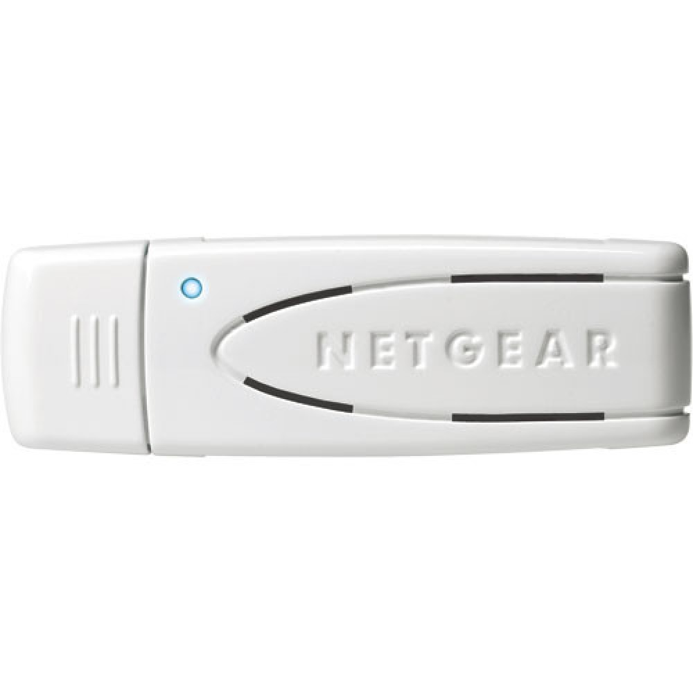 Netgear Rangemax Wireless-N USB 2.0 Adapter WN111