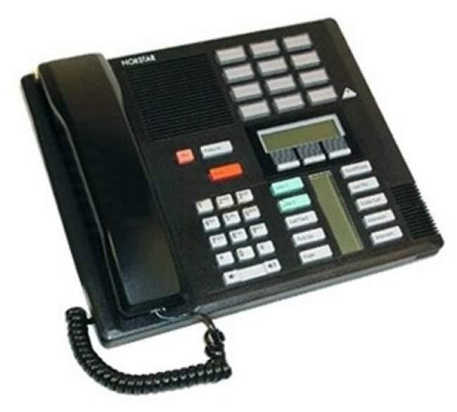 Nortel Norstar M7310 System Telephone - Black