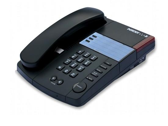 Trojan NRX EVO 250 Business Office Telephone - Black