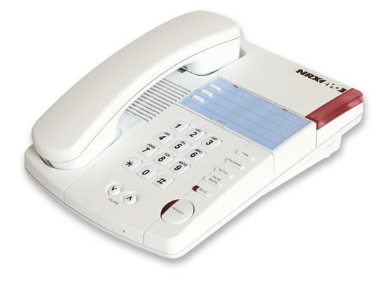 Trojan NRX EVO 250 Business Office Telephone - White