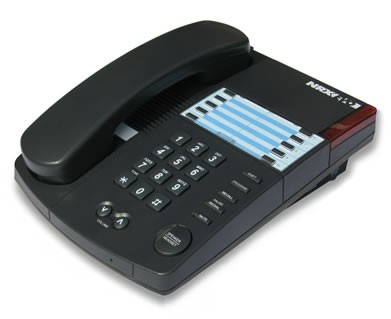 Trojan NRX EVO 350 Business Office Telephone - Black