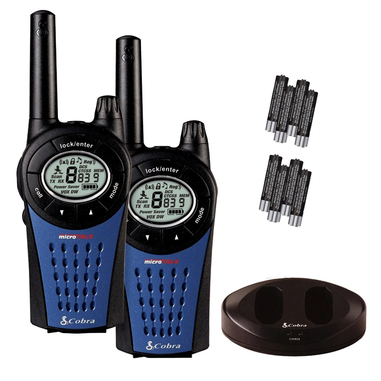 Cobra MT975 PMR446 Two-Way Radio