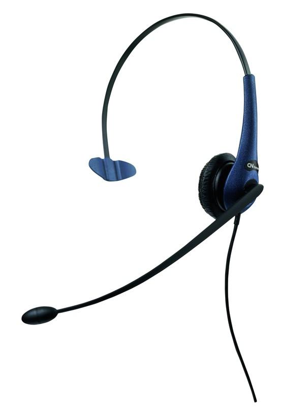 Jabra GN 2200 Blue Noise Canceling Office Headset - Mono - A Grade