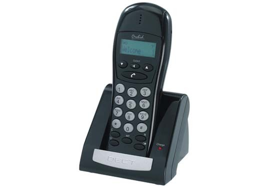 Orchid LR4620 Low Radiation DECT Additional Cordless Handset